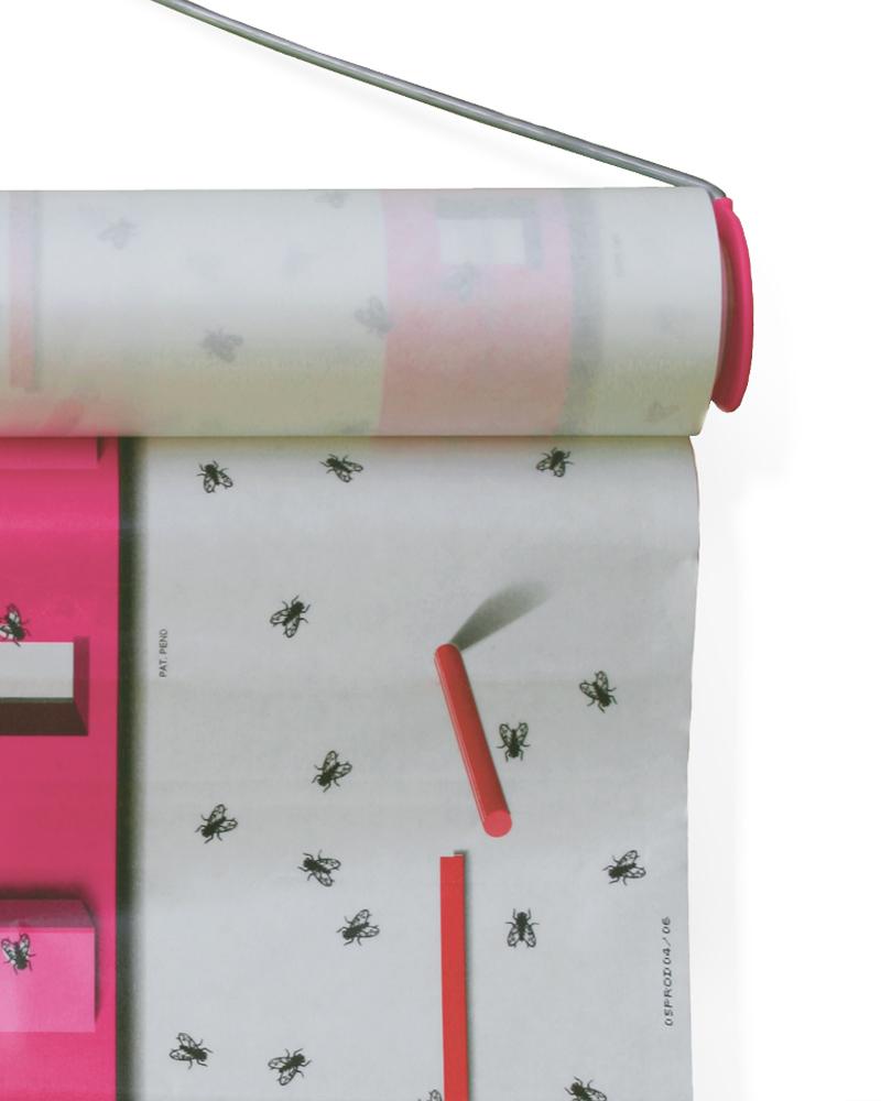 Agriline fly curtain