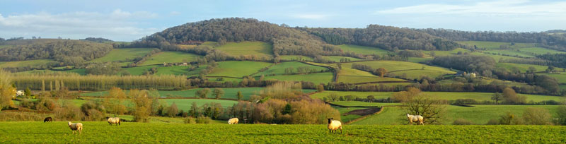 Skenchill Monnow Valley Monmouthshire