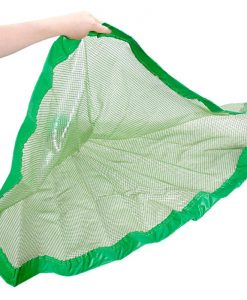 Hand holding H-Trap Horsefly trap canopy flat